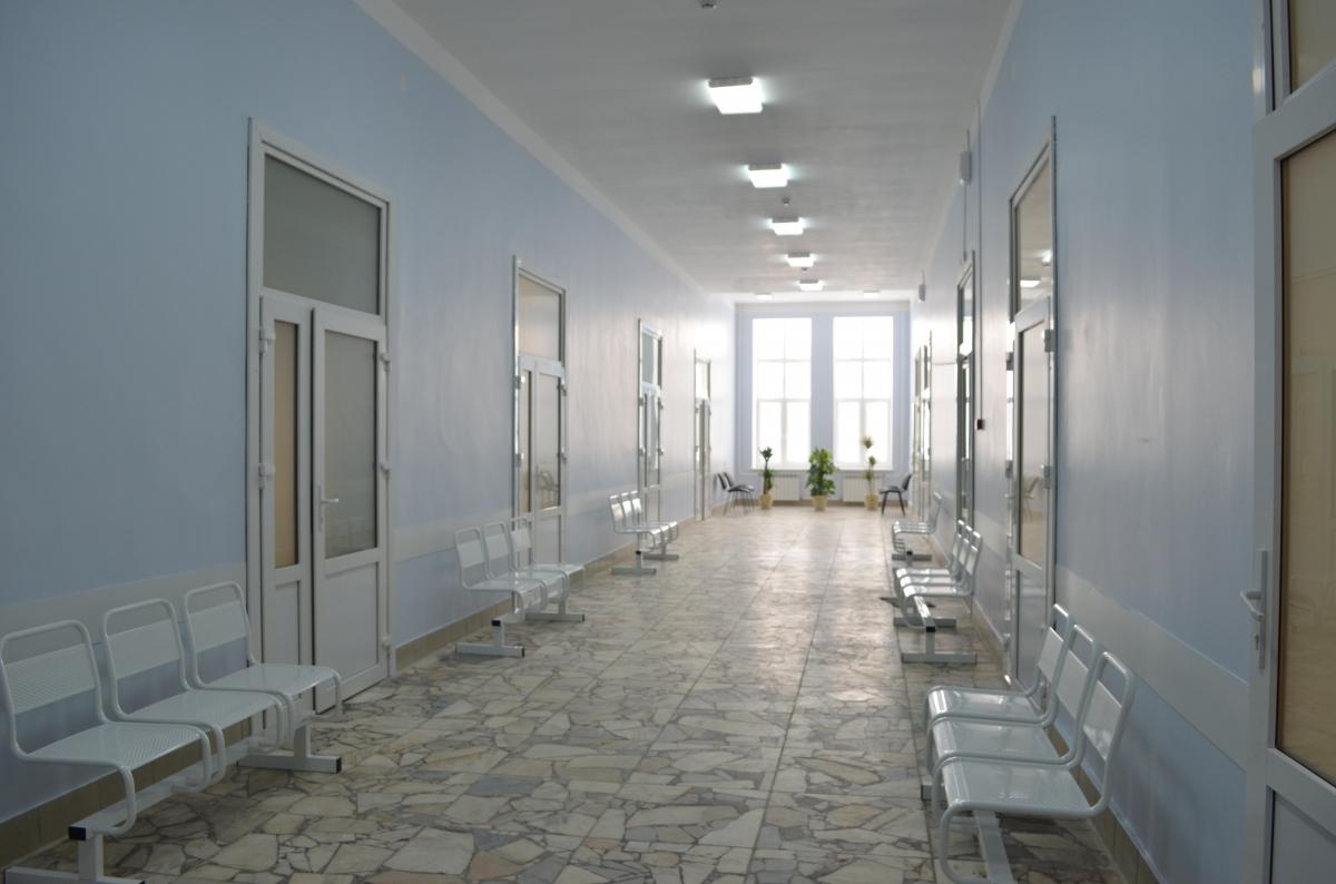 Поликлиника 2 краевой больницы 2