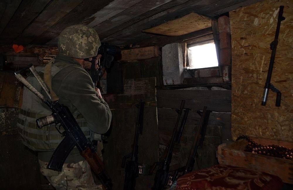 Бойовики почали просуватися вперед у«сірій» зоні АТО