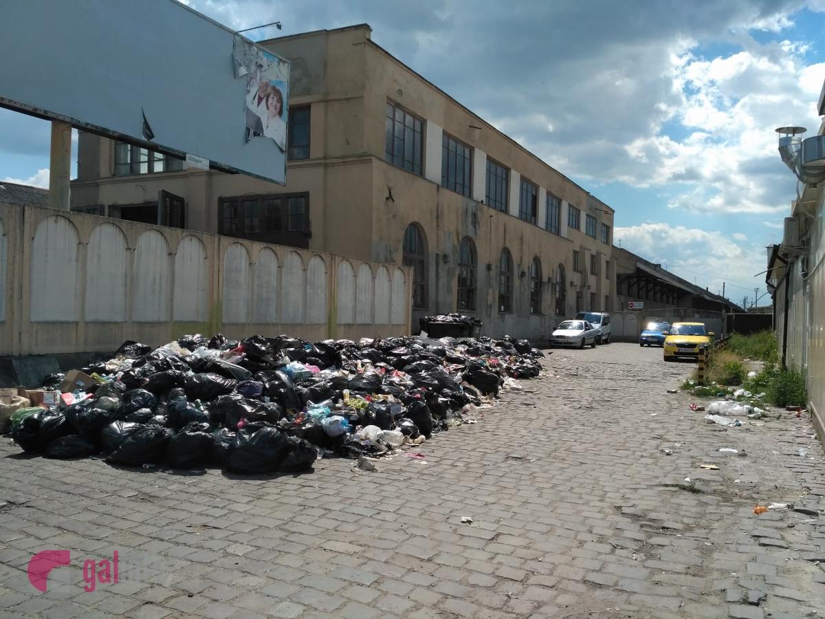 Щеодне місто погодилось приймати сміття зі Львова