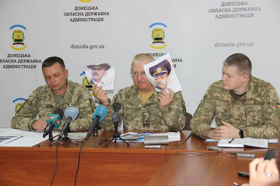 Заступник командуючого АТО: НаДонеччині затримали російських військових медиків, які «заблукали»