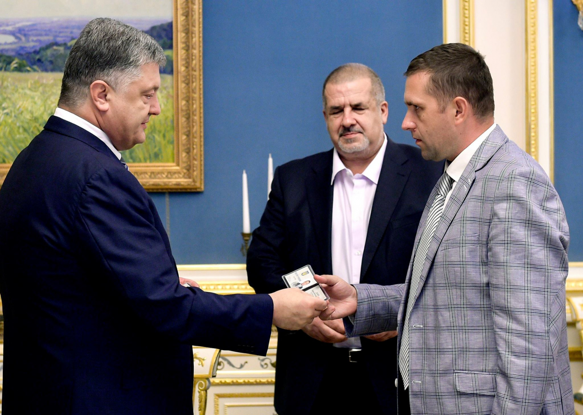 Новим представником Президента вКриму став Борис Бабін