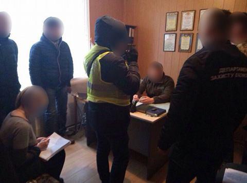 УКорці затримали військового комісара