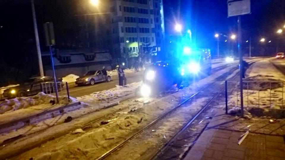Смертельне ДТП у Львові: 23-річний водій намагався скоїти самогубство