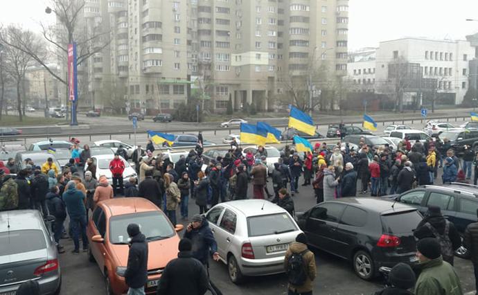 «АвтоМайдан» організовує автопробіг добудинку Генпрокурора