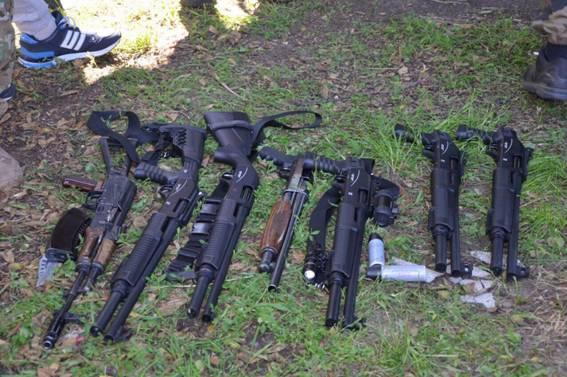 На Вінничині сталась стрілянина: шестеро поранені