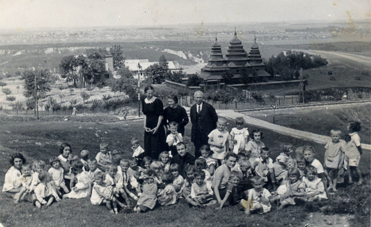 Діти, які виховувалися у Сиротинці Лаври