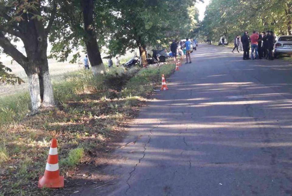 ДТП під Києвом: загинули п'ятеро людей
