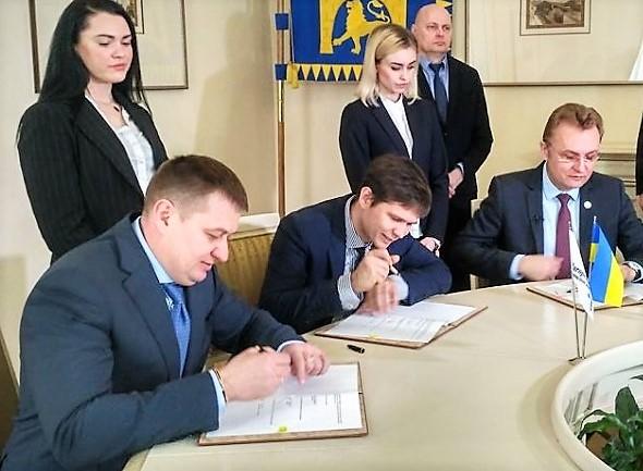 Закредит від ЄБРР міськрада Львова закупить 50 нових тролейбусів