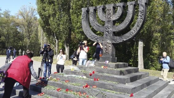 Всучасній Україні немає місця антисемітизму— Порошенко