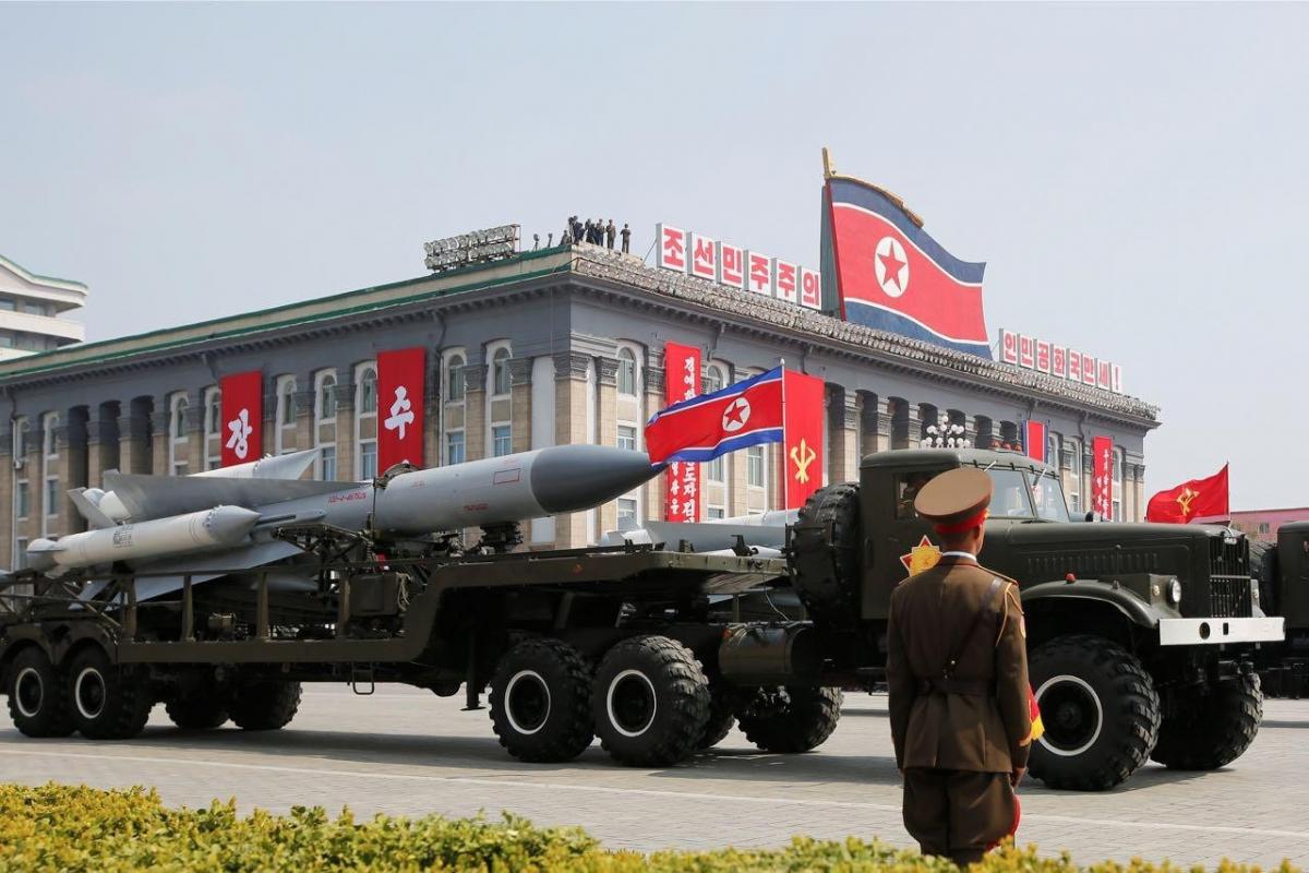 КНДР погрожує завдати удар по військовій базі США вТихому океані