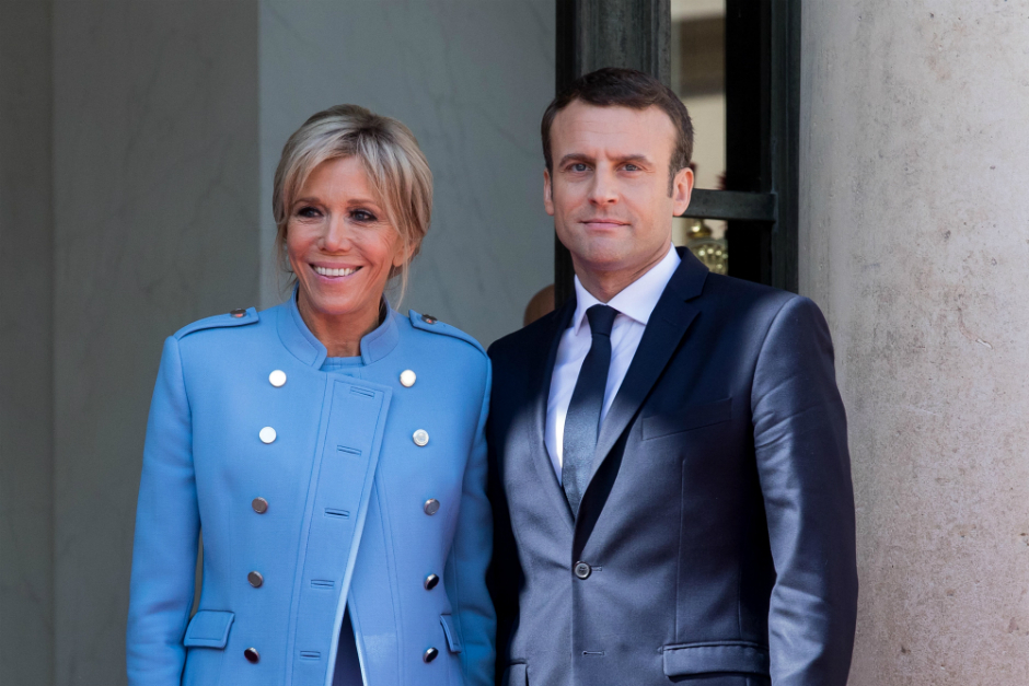 Петицію проти витрат напершу леді Франції підписали 195 тисяч французів