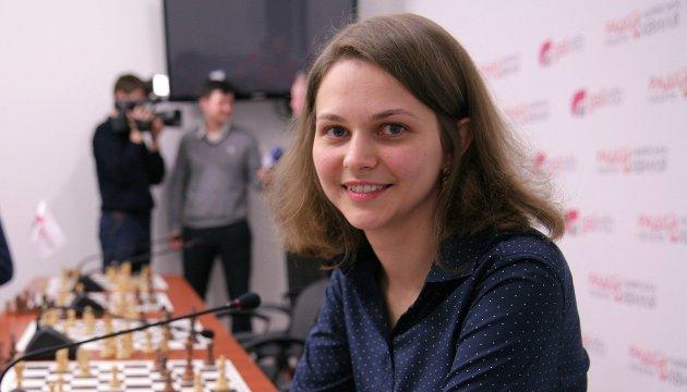 Українська шахістка Музичук посіла третє місце начемпіонаті Європи