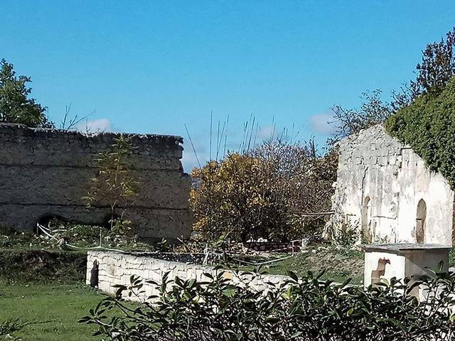 УКриму окупанти нищать Ханський палац: опубліковані фото