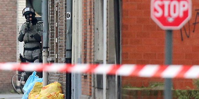 УБельгії затримали двох чоловіків, котрі планували вчинити вибухи уНоворічну ніч