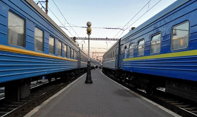«Укрзалізниця» призначила 5 додаткових потягів доДня Незалежності