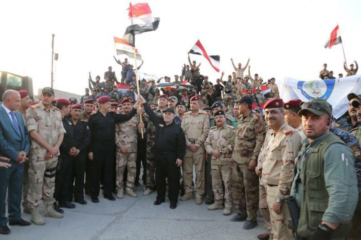 Ірак заявив про контроль над останнім бастіоном ІДІЛ вМосулі