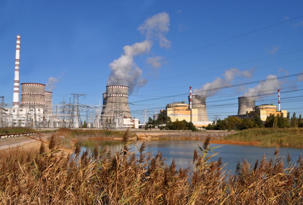 АЕС у Рівному автоматично відключила енергоблок, причини встановлюють,— «Енергоатом»