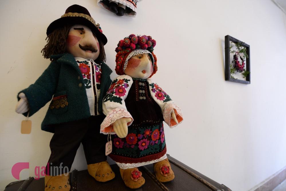 виставка Етно лялька VI у Львові, фестиваль Ляльковий світ