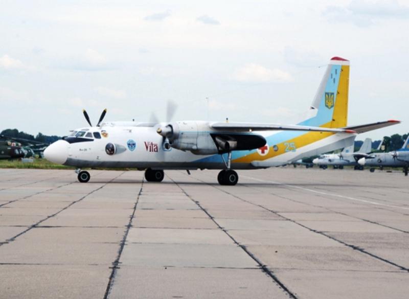ДоЛьвова привезли на лікування 13 військових із зони АТО