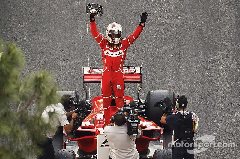 Формула-1: Гран-прі Монако завершився тріумфом «Феррарі»