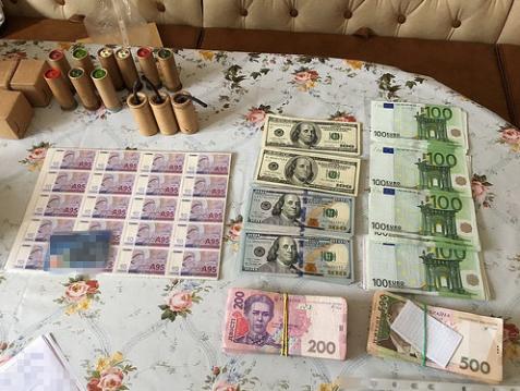 ГПУ затримала посадовця поліції охорони засистематичне хабарництво