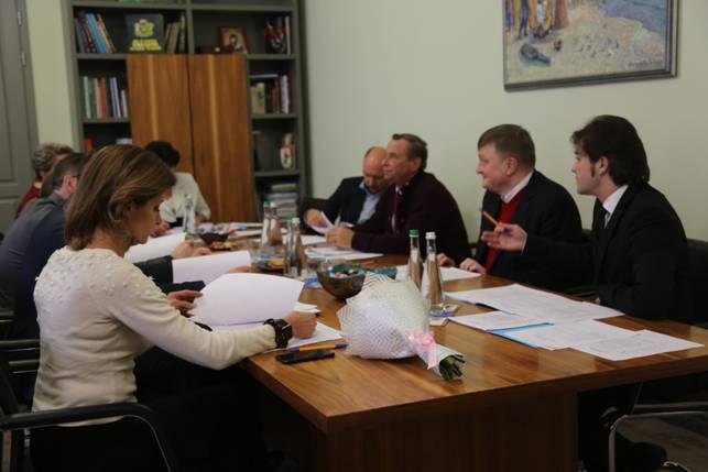 Нищук призначив головою Українського культурного фонду Марину Порошенко