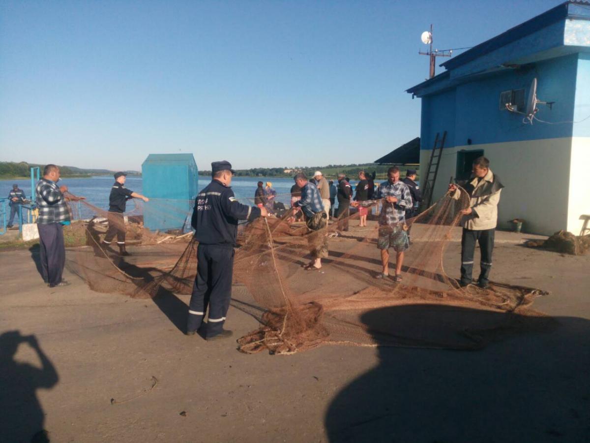 ВОдеській області наводосховищі перевернувся човен, потонули троє дівчат