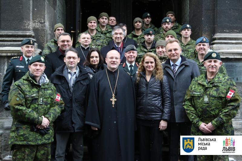 Україну у січні відвідає генерал-губернатор Канади