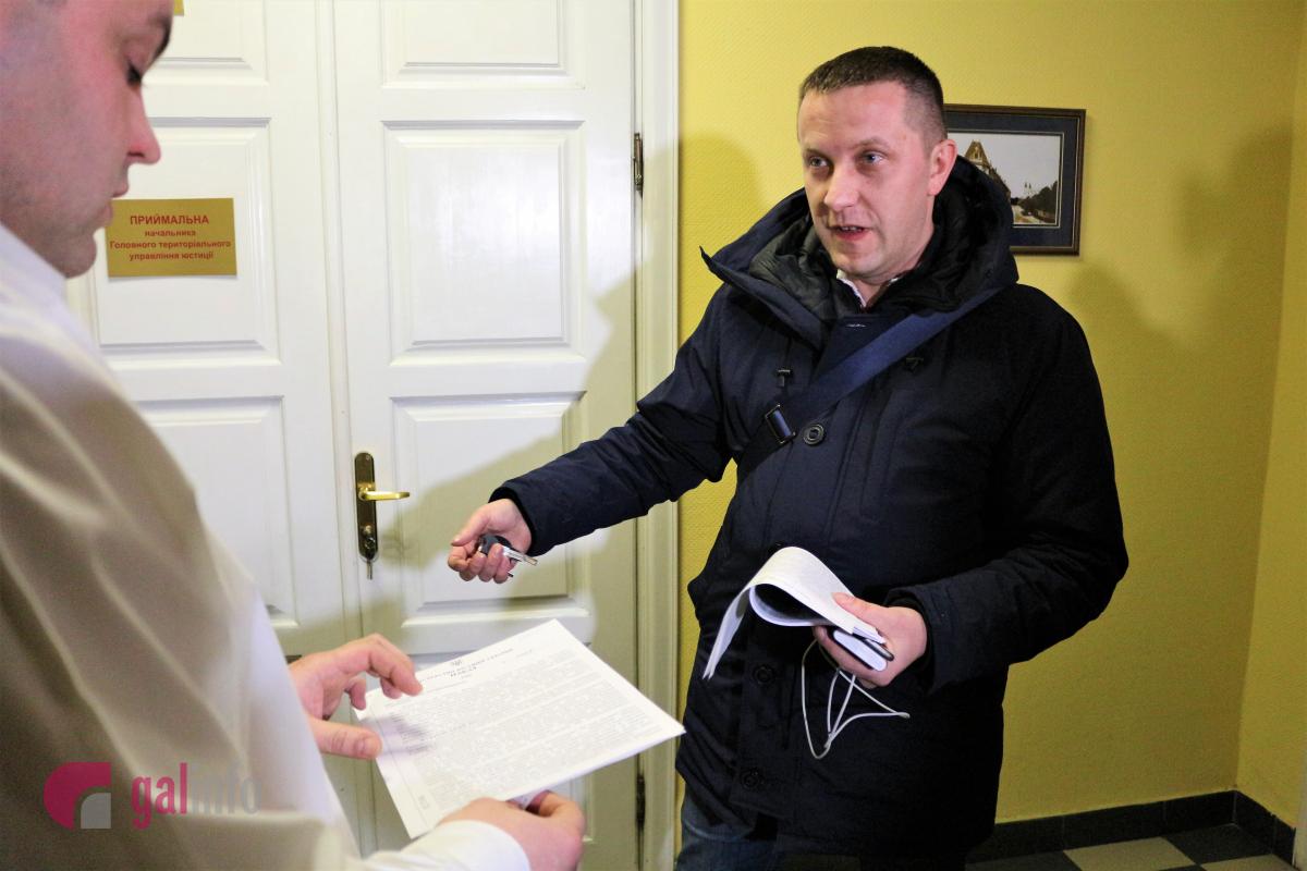 Чому екс-начальник юстиції Львівщини хоче повернути собі посаду?