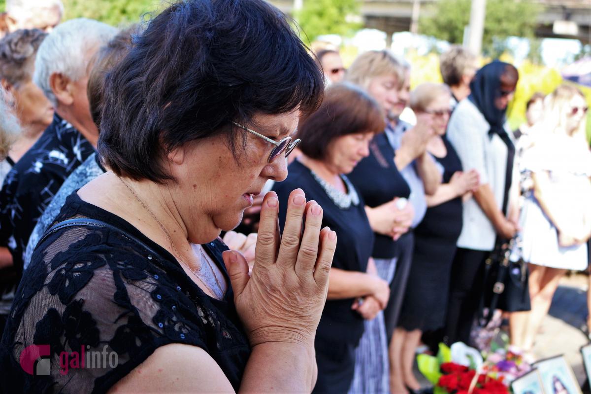 Львів пам'ятає: сьогодні минає 15-річниця трагедії наСкнилові