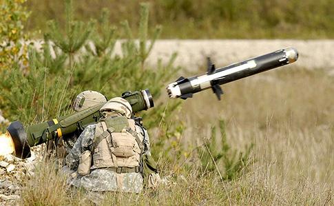 США схвалили продаж ракетних комплексів Javelin для Грузії