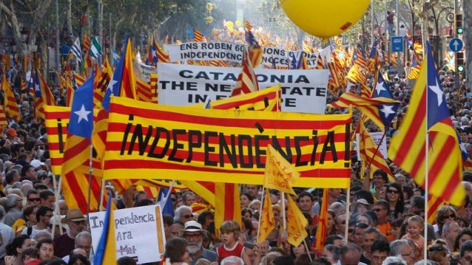 Конституційний суд Іспанії анулював декларацію незалежності Каталонії
