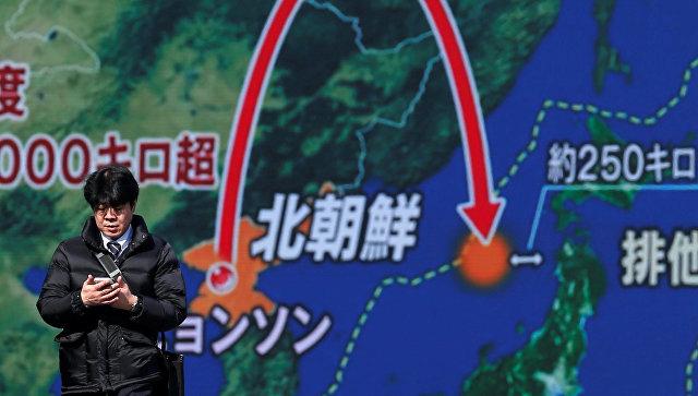 Південна Корея задіяла радар для стеження заракетами з-за активності КНДР