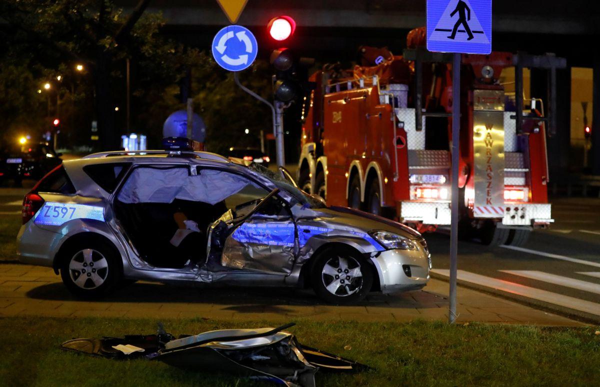 Генсек НАТО потрапив вДТП уВаршаві: четверо постраждалих