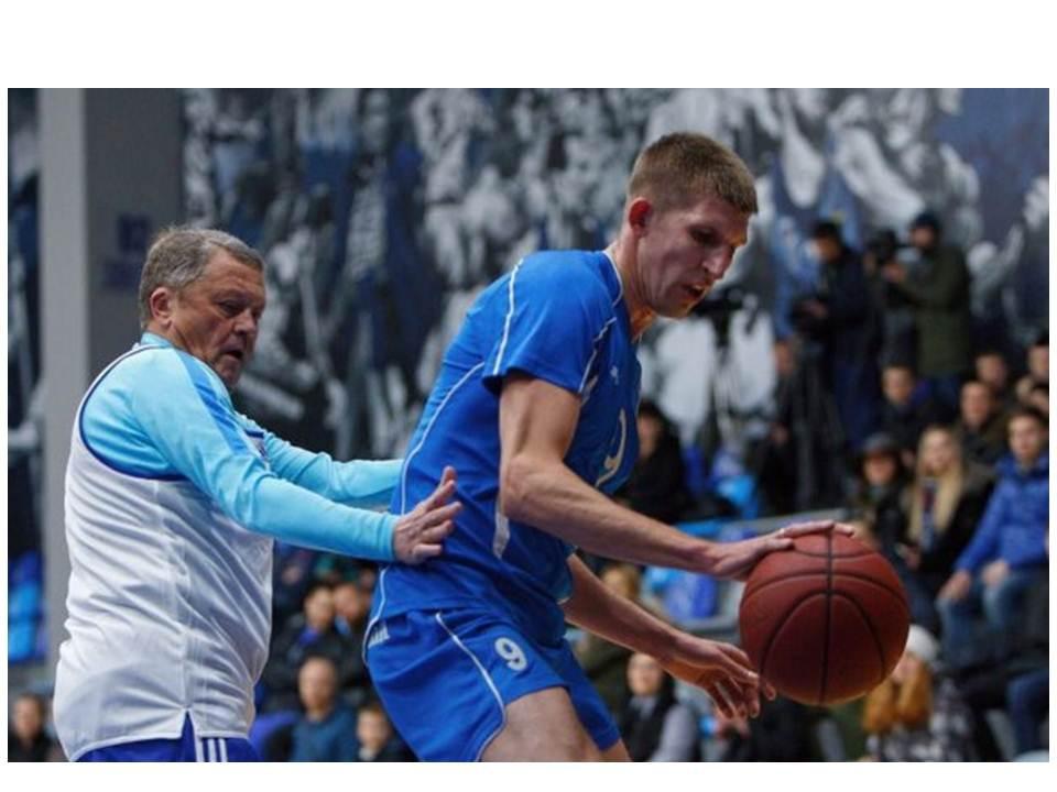 ЯкМаркевич приніс «Дніпру» перемогу вбаскетболі