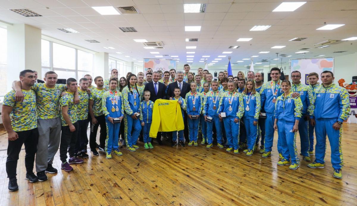 Юнацька збірна України повернулася золімпійського Буенос-Айреса