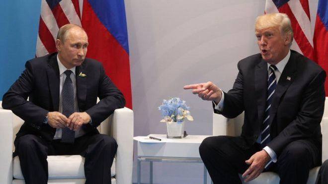 Зустріч Трампа і Путіна тривала понад 2 години