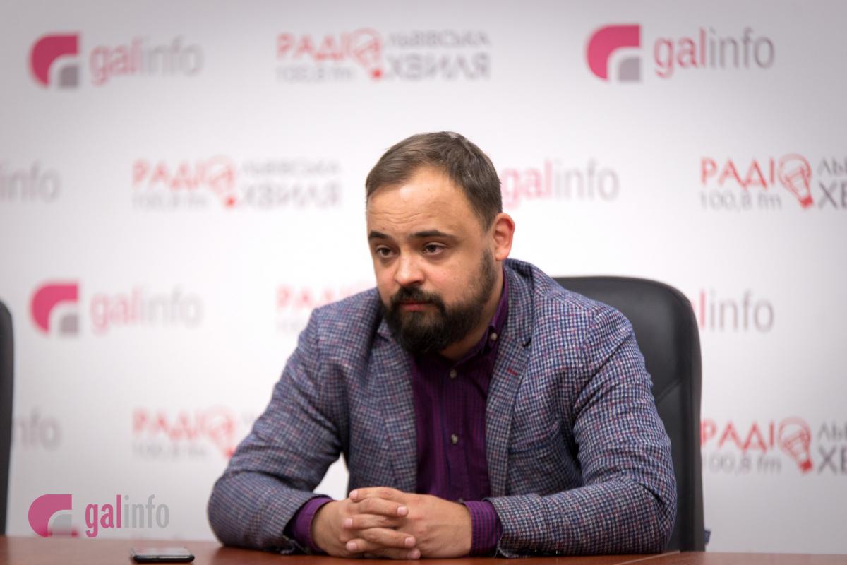 Віталій Ляска. Фото Олена Ляхович