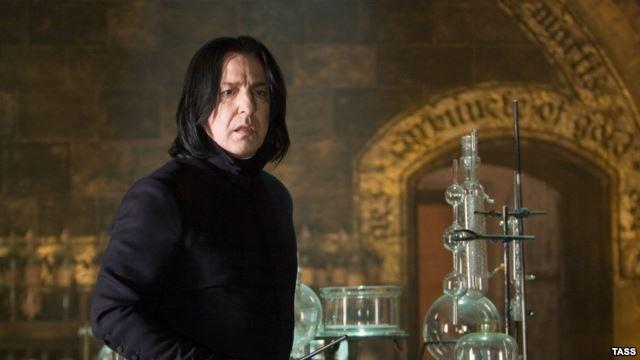 Помер відомий актор, зірка «Гаррі Поттера» Алан Рікман