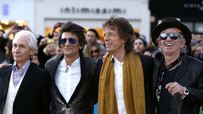 The Rolling Stones випустять новий альбом після більш ніж 10-річної перерви