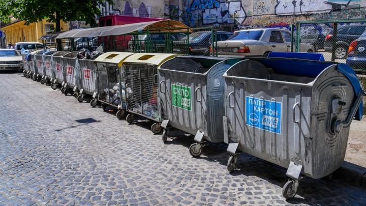 УЛьвові вже очистили 508 контейнерних майданчиків