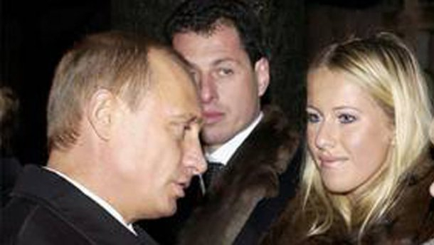 УПутіна прокоментували слова Собчак про український Крим