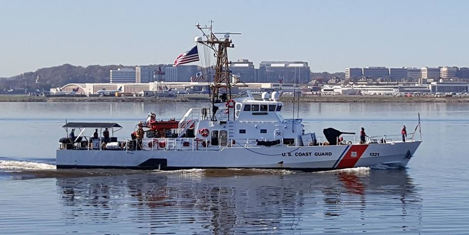 ВМС України готується отримати патрульні катери Island від США