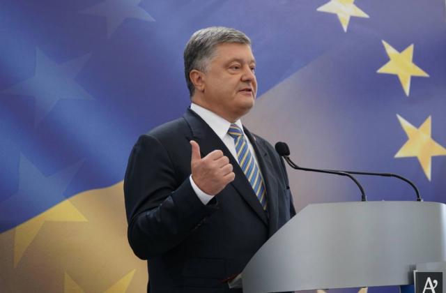 """Петро Порошенко: Я закликаю кожного стати """"україноботом"""""""