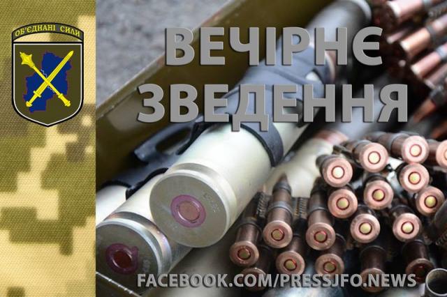 Окупанти обстріляли українські позиції на Приазов'ї
