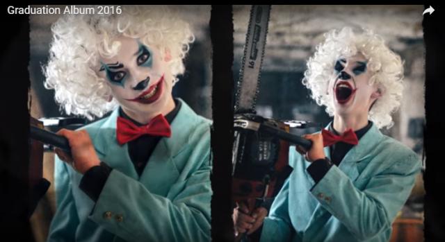 Зламати всі стереотипи: у мережі набирає популярність відео з випускного альбому, де українські школярі постали в образах вампірів і перевертнів
