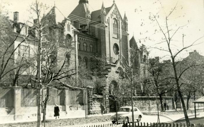 1950-1960 рр.