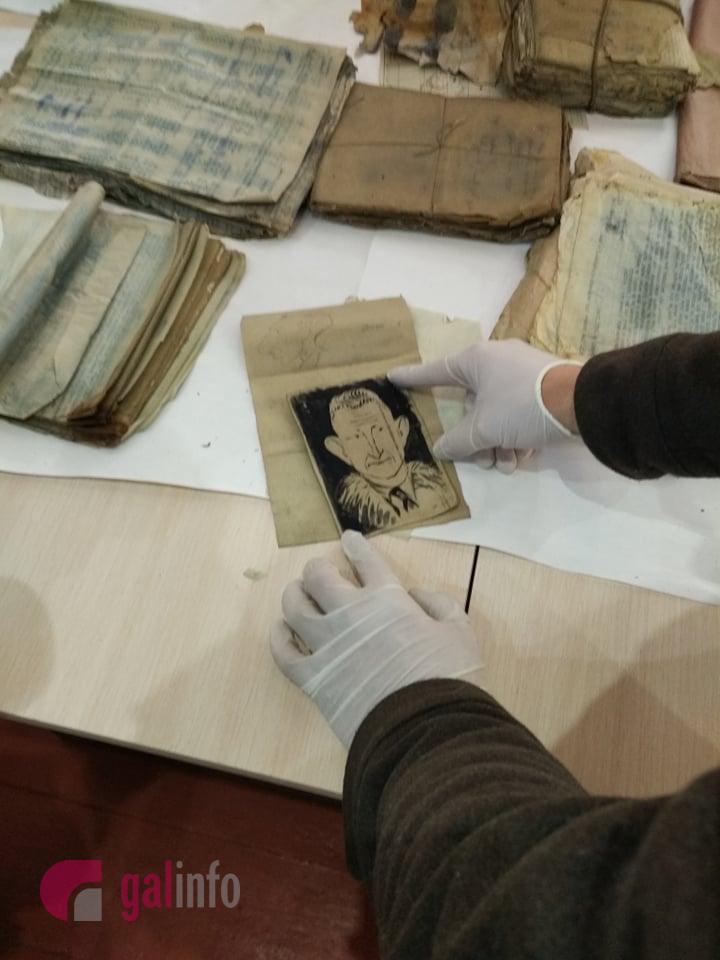 Під Рогатином знайшли повстанський архів. Фото Гал-інфо