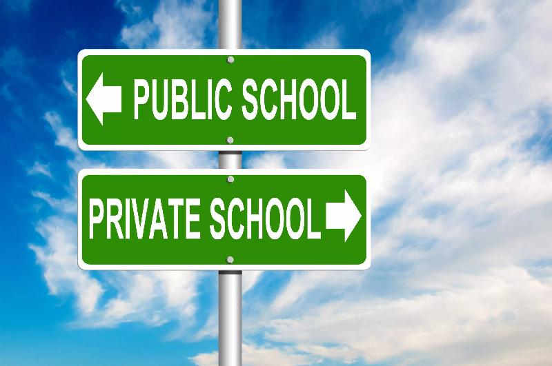 cause and effect of private school vs public schools Title: length color rating : private schools vs public schools sports teams essay - the imbalance between public and private school sports teams does not need to.