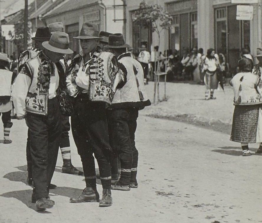 Ясіня протягом 1919-1938 років входило до складу Чехословаччини Фото: Deutsche Fototek